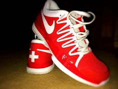The Federers new shoes >> Mode Tennis, Swiss Switzerland, Davis Cup, Professional Tennis Players, Mr Perfect, Nike Vapor, Roger Federer, Nike Zoom, Shoe Game