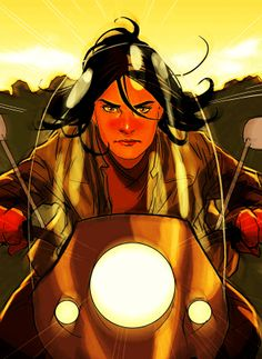 Laura Kinney by Phil Noto *