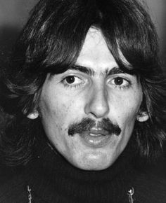 25 September, 1967 George during a recording session for the song 'The Fool On The Hill' at EMI Studios, Studio 2, Abbey Road, London Photos: Shinko Music (presumably Koh Hasebe)