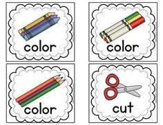 Here's a nice set of picture cards with an accompanying set of ordinal numbers. Ordinal Numbers, Picture Cards, Cut And Color, Kindergarten, Education, Nice, Pictures, Inspiration, Ideas