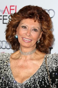 Sophia Loren Photos: AFI FEST 2014 Presented By Audi's Special Tribute To Sophia Loren - Arrivals