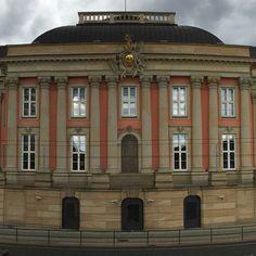 Landtag of Brandenburg in #Potsdam. #Panorama [2 of 3]
