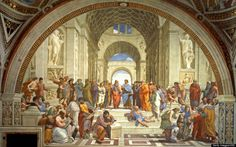 'The Vatican: All The Paintings' Book Opens Up Religious Art Of The Vatican Museum | Raphael: Raphael Rooms, The School of Athens