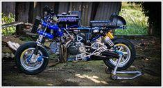 Honda Monkey Turbo byOORacing - Pipeburn - Purveyors of Classic Motorcycles, Cafe Racers  Custom motorbikes