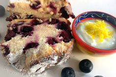 Blueberry And Lemon Loaf Cake Recipe (Vogue.co.uk)