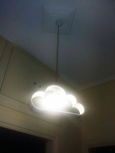 Cloud Ceiling Lamp