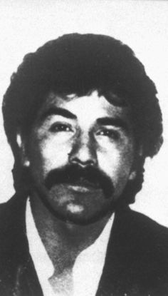 Rafael Caro Quintero (born October 3, 1952) is a Mexican drug trafficker who founded the now-disintegrated Guadalajara Cartel with Miguel Ángel Félix Gallardo and other drug traffickers in the 1970s. He is the brother of fellow drug trafficker Miguel Caro Quintero, the founder and former leader of the extinct Sonora Cartel who remains incarcerated.