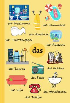 Study German, Learn German, German Grammar, German Words, Germany Language, German Language Learning, Cool Notebooks, Educational Programs, Study Materials