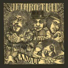 Greatest Album Covers, Rock Album Covers, Classic Album Covers, Music Album Covers, Music Albums, Cover Art, Lp Cover, Vinyl Cover, Jethro Tull