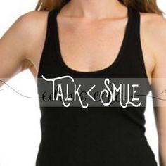 HAMILTON INSPIRED Talk Smile Digital Design