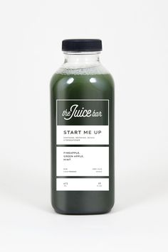 juice bottle mockup - Google Search
