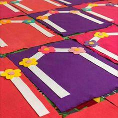 Değerler eğitimi Islamic Gifts, Islamic Prayer, Islamic Art, Ramadan Crafts, Ramadan Decorations, Crafts For Girls, Diy And Crafts, Islamic Celebrations, Montessori Art