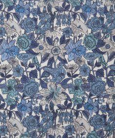 Liberty Art Fabrics Phyllis D Tana Lawn