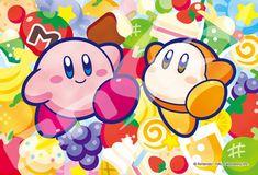 Art Crystal Jigsaw - Hoshi no Kirby: Oyatsu no Jikan 126pcs