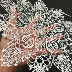 INCREDIBLE Paper Cuts by Mr Riu ‪#‎artpeople‬ http://www.artpeoplegallery.com/incredible-paper-cuts-by-m…/