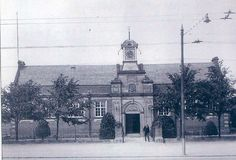 The Carnegie Library, on London Road, Alvaston, from where young Arthur borrowed his reading books