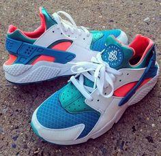 Nike Huarache ladieshighheelsho...