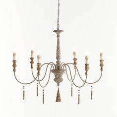 W8141 French Candelabra Chandelier
