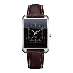 Zeblaze MiniWear Bluetooth Smart Watch IP65 Waterproof MTK2502C Heart Rate Monitor Silver Led Watch, Heart Rate Monitor, Digital Watch, Smart Watch, Bluetooth, Watches, Silver, Smartwatch, Money
