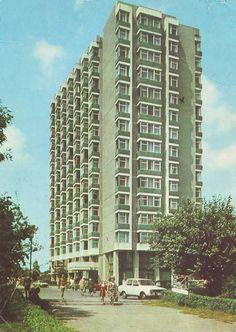 Hotel Delfinul - anii '80