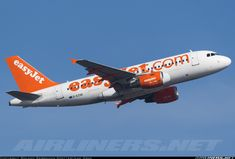 Airbus A319-111 - EasyJet Airline | Aviation Photo #4932151 | Airliners.net