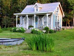 Aiken House & Gardens: The gardener's cottage