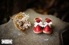 紅色Mini bowknot