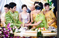 Khmer wedding <3