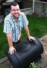 Composters, Outdoor Decor, Ideas, Products, Home Decor, Compost, Interior Design, Home Interior Design, Gadget