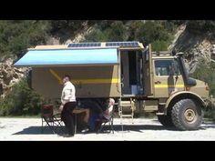 Unimog U 435 BW-Sankofffer- Ausbau - Ubelix-2 - YouTube