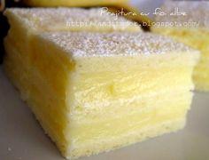 Baking Recipes, Dessert Recipes, Frozen Summer, Easy Summer Desserts, Good Food, Yummy Food, Dukan Diet, I Foods, Vanilla Cake