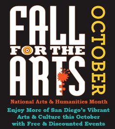 Fall for the Arts Image Tout