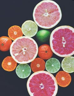 vibrant citrus // fruit
