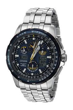 Citizen Watches JY8058-50L Eco-Drive (Silver Tone) Watches - Citizen Watches, JY8058-50L Eco-Drive, JY8058-50L, Jewelry Watches General, Watches, Watches, Jewelry, Gift, - Street Fashion And Style Ideas