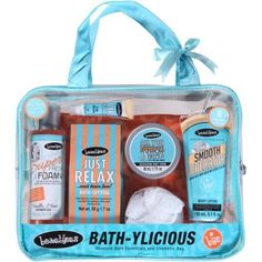 The Pampery Bath Gift Set, 5 pc Gift Ideas for My