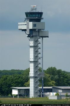 Control Tower. Hanover Airport 7