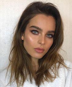 Bold brows by @nikki_makeup