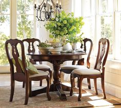 My Breakfast table and chairs.  But in Black.