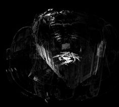 Matthew Shaw / LIDAR Landscapes / another great project from the bartlett