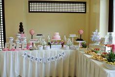 Sweet treat corner