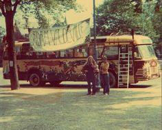 Hippie bus From Planet Caravan Vintage Rock Radio and beyond on Facebook