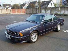 #BMW M 635 CSi