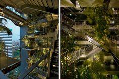 Vertical-garden-of-Renaissance-Barcelona-Fira-Hotel-15