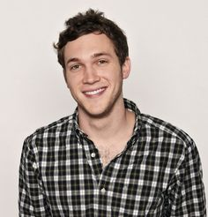 My current obsession. Phillip Phillips