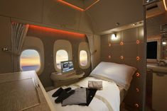 Emirates' New First-Class Suites Will Make You Want To Travel Immediately