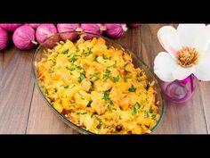 Cartofi cu piept de pui – doar priviți cât de simplu se prepară, iar rezultatul este minunat! - savuros.info