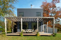 You'll Be Jealous Of This Perfect Midcentury Bungalow - Airows