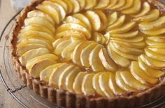 How to make a French apple tart - goodtoknow