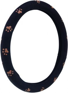 3pc RED Leopard Steering Wheel Cover and Shoulder Pads | cool stuff ...