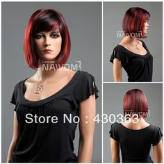 Best selling wig for women short wig hot bob wig good quality synthetic wig